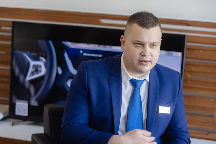 Григорий Артеменко: «Предыдущий год вцелом был для нас успешным— продажи BMW вТатарстане выросли на7,5%»