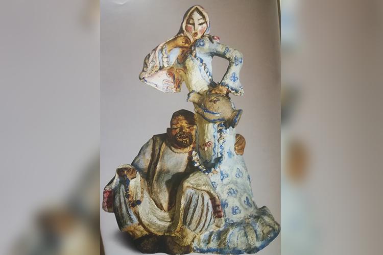 Голубая шаль по пьесе Карима Тинчурина на музыку Салиха Сайдашева, 1985