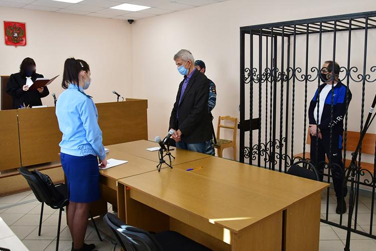 Суд перед оглашением приговора зачитал материалы нашумевшегодела, назвав ряд новых деталей