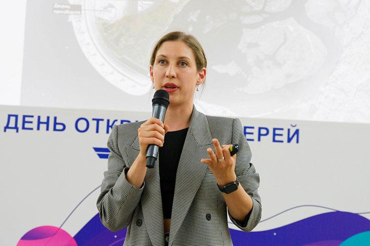 Дарья Климова:«Угорода есть планы поразвитию территории, появятся новые дороги иновые объекты»
