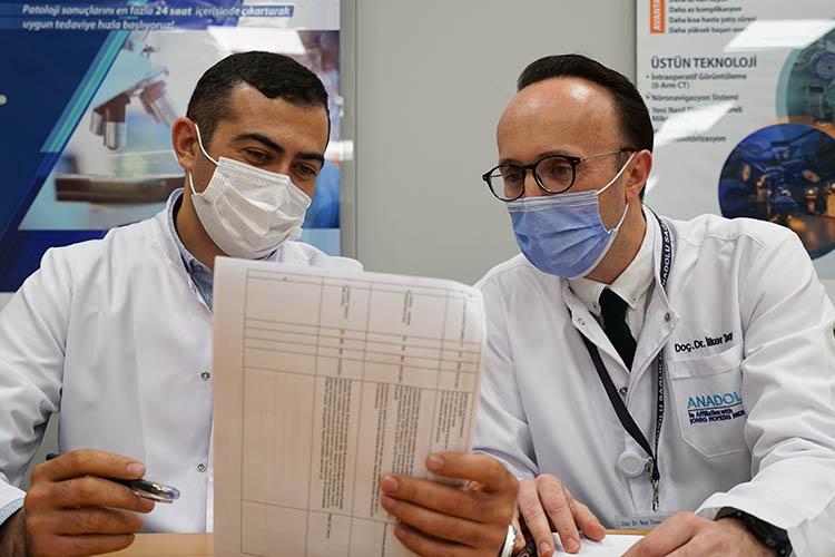 «Нужно понимать, что мыделаем операцию наонкологию, анеэстетическую операцию. Упациента недолжно остаться тканей опухоли»