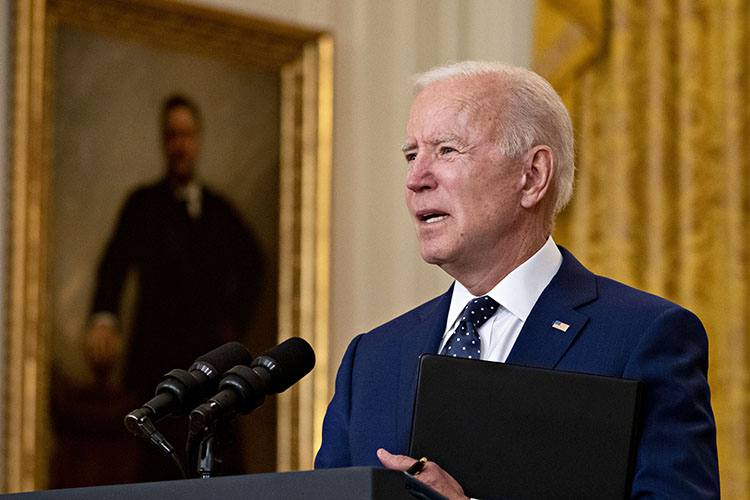 «Одна изособенностей политики Джо Байдена вотношении России заключается втом, что онхочет четко разделить давление наПутина ипутинский режим отдавления нароссийский народ»