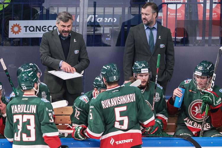 Сейчас звезды илидера в команде нет. Есть свои ребята— Яруллин, Петров иЛукоянов, есть талантливая молодежь— Воронков иГалимов. Теперь нужен звездный лидер