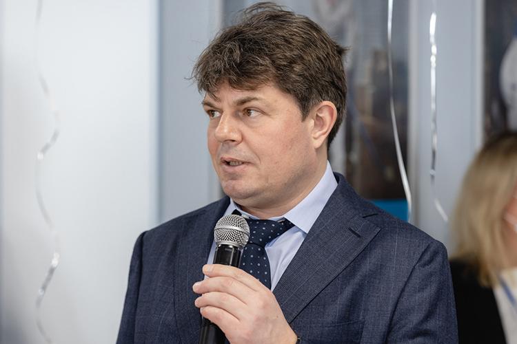 Александр Левковский:«Интерес кнашим продуктам иуслугам проявляют как корпоративные клиенты, так ирозничные, поскольку наши условия выгодно отличаются»