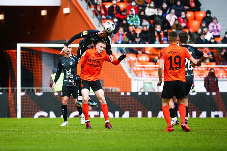 Казанский клуб третий матч подряд побеждает сосчётом 1:0, иэто омногом говорит