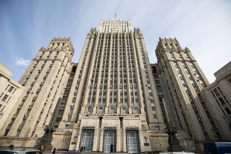 МИД РФвответ навысылку дипломатов заявил Чехии решительный протест