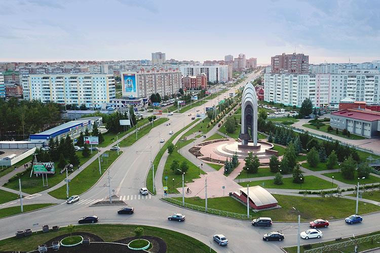 Альметьевск сегодня стал своего рода точкой притяжения наюго-востоке Татарстана