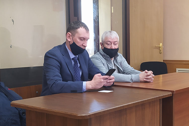 В Вахитовском районном суде продолжилось рассмотрение уголовного дела экс-главы ПАО «Татфондбанк» Роберта Мусина