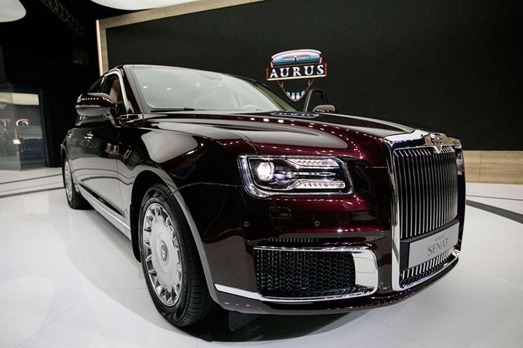 В мае в Елабуге начнется серийное производство российского бренда премиальных авто Aurus. Речь идет о седанах Aurus Senat с ценником в 18 млн рублей