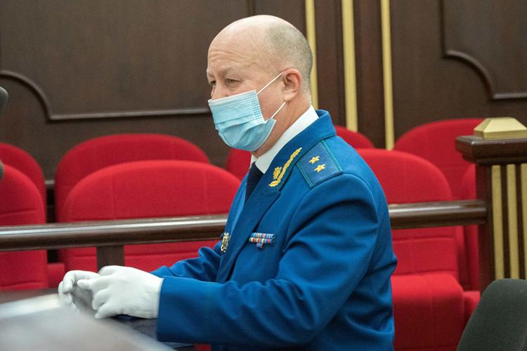 Следствие обжаловало решение о дополнительном расследовании, направив протест наимя прокурора РТИлдуса Нафикова. Ноонсогласился сдоводами своего заместителя