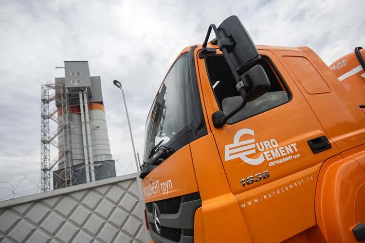 «Евроцемент» один изнемногих игроков нарынке, кто может обеспечить любой объем всеми видами транспортной доставки»