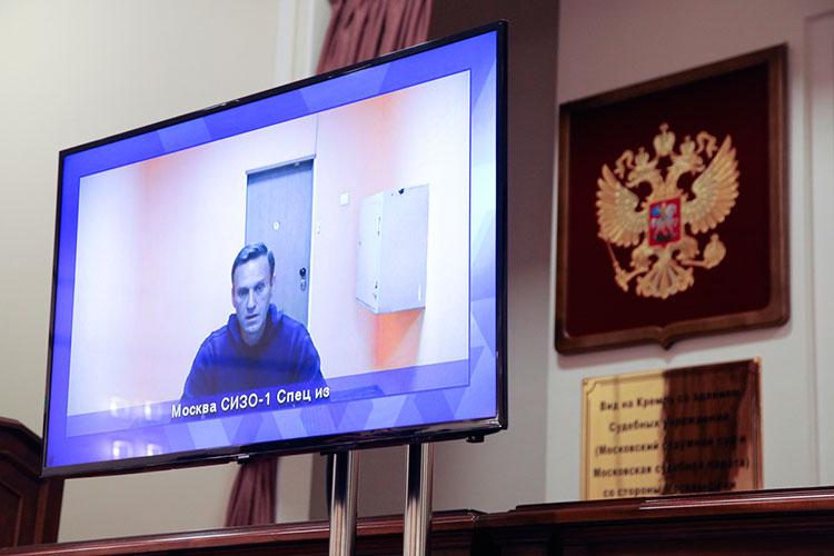 «Исам Навальный, ифактор Навального, ифактор протестной повестки должны были уйти изинформационной повестки кмаю»
