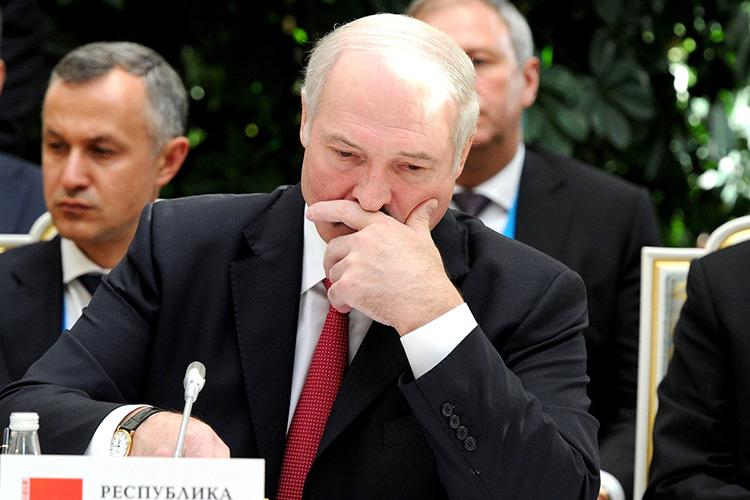 «Можно иметь любую точку зрения, поповоду политики президента Беларуси Лукашенко. Нопрактика организации госпереворота, планы политических убийств, втом числе высших должностных лиц— это уже слишком!»