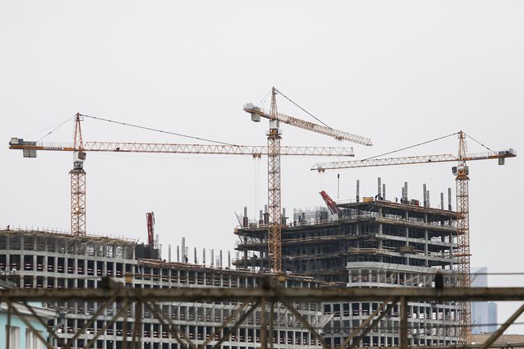 Рост жилищного строительства— важнейшее направление работы регионов, констатировал глава государства