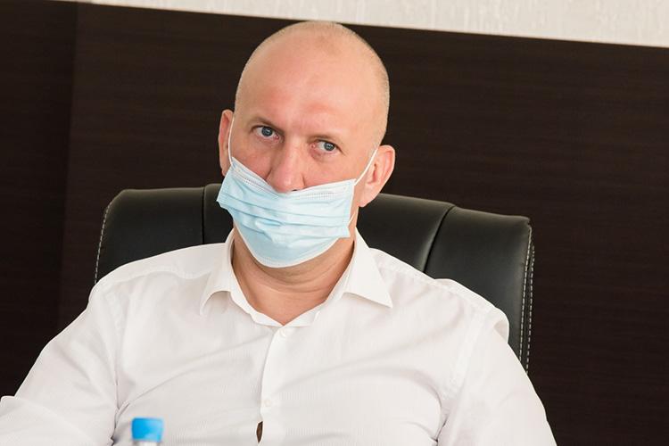 Николай Атласов: «Федеральный закон требует, чтобы договоры срегиональными операторами навывоз отходов заключали все юридические лица (занекоторым исключением)»