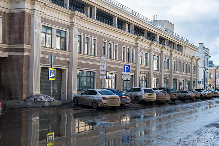 «Считаем этот бизнес-центр крайне интересным засчёт топовой локации вядре исторического центра Казани итого фактора, что объект достаточно новый. Единственным минусом является отсутствие собственной парковки. Ноесть муниципальная парковка около здания»