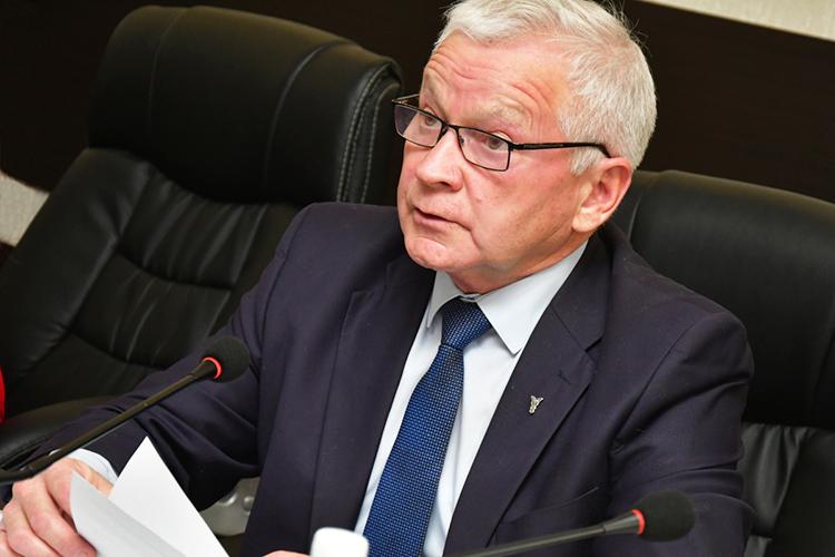 Фарид Башаров:«Упредпринимателей Набережных Челнов, формирующих более 30 процентов бюджета города, есть твердое мнение, что ихпозиции имнение должны учитываться при принятии решений»