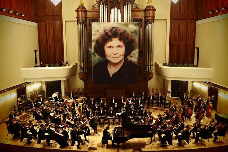 ВКазани открылся XМеждународный фестиваль современной музыки имени Софии Губайдулиной Concordia