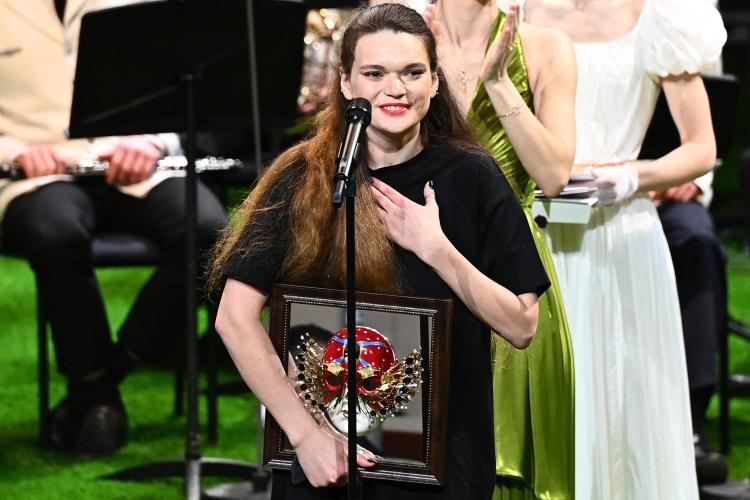 Казанский драматург Дина Сафина получила заветную «Золотую маску»запьесу «5 mm/h»