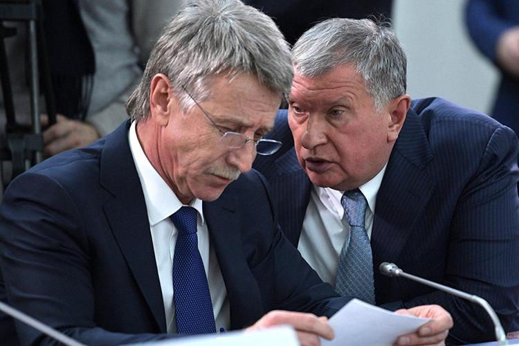 ПАО «Сибур холдинг»— это крупнейшая интегрированная нефтегазохимическая компания России.Еекрупнейший бенефициарЛеонид Михельсон(слева) также глава ивладелец «Новатэка»— второго вРоссии производителя природного газа после «Газпрома»