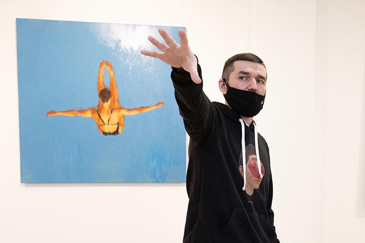 Новичок рейтинга Халит Ситдеков (49) — директор галереи современного искусства «БИЗОN». Хитовые экспозиции выставочная площадка выдает одну за одной
