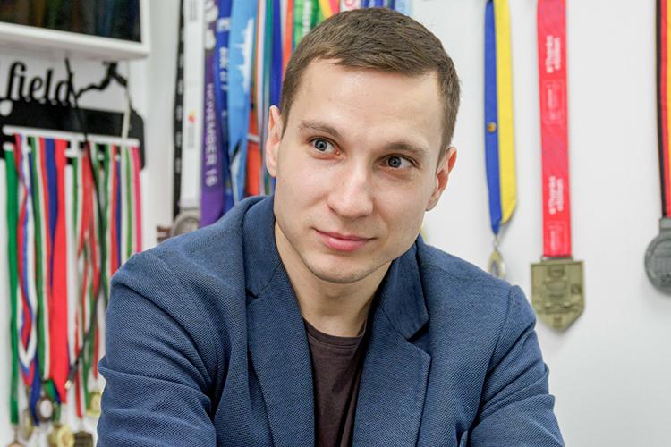 """По словам Вадима, """"Казанский марафон"""" в этом году поставил лимит на 14 тысяч участников, но со временем рассчитывает выйти на 24 тысячи"""