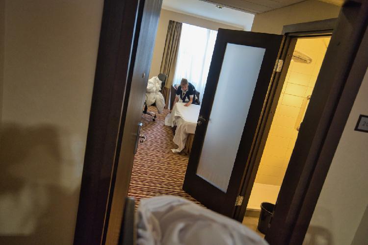 Наданный момент туристы уже забронировали практически все номера вказанских отелях напервый блок предстоящих майских выходных— период с30апреля по3мая
