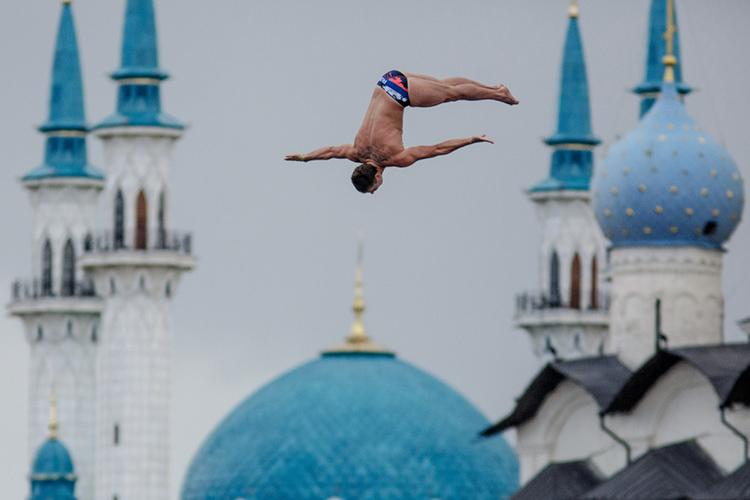 Хай-дайвинг вернется вКазань уже в2025-м году навтором вистории города чемпионате мира