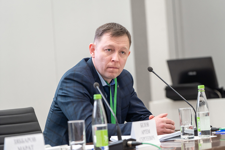 Денис Пирогов:«Ежегодно республика прирастает помолоку от5 до8 процентов, это хороший темп»