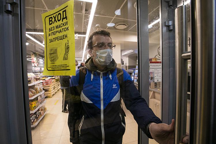 Третья волна приходит изМосквы: число заболевших коронавирусом опять бьет рекорды