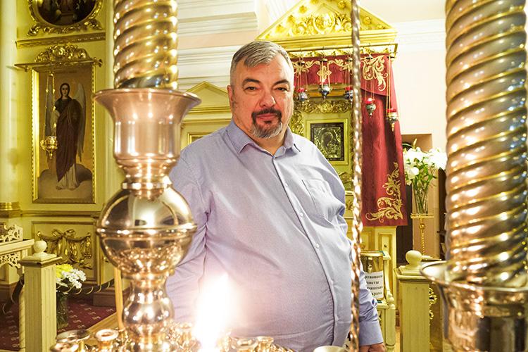 Дмитрий Хафизов: «Вокружении патриарха были люди, которые категорично нехотели икону возвращать вКазань. Ивсвое время они сделали многое, чтобы этого неслучилось. Нопатриарх дал слово вернуть ислово свое сдержал»