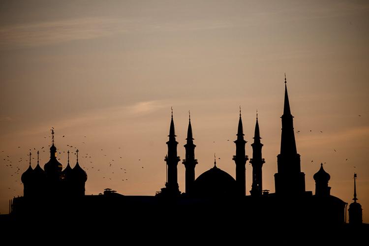 «Патриарх Кирилл признал исам заявил отом, что вКазани явилась Божия Матерь, иименно сэтим связан межконфессиональный мир здесь»