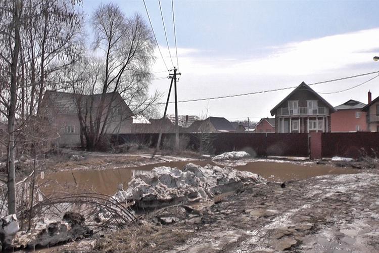 «Где сейчас гуляют жители Салмачей иихдети? Или поразбитым щебеночным дорогам, или нужно ехать вГоркинско-Ометьевский лес— абудет благоустройство рядом»