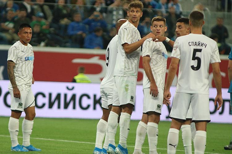 Руслан Камболов: «Постепенно выбираемся из кризиса. После смены тренерского штаба у нас улучшилась психология»