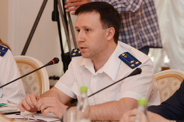 Руслан Галиев:«Организована проверка соблюдения требований законодательства всфере электроэнергетики. Обстоятельства инцидента уточняются»