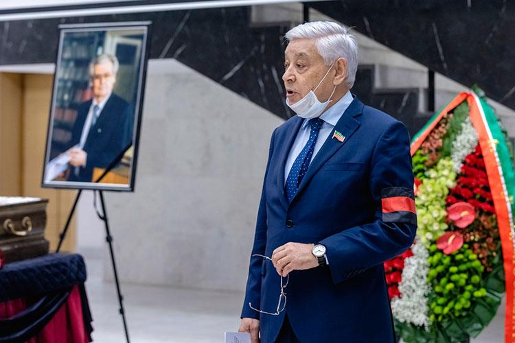 Фарид Мухаметшин: «Александр Иванович талантливо жил иуспешно трудился»