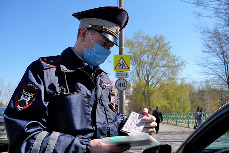 Всего за5 часов рейда силами казанского отдела ГИБДД УМВД поРТкадминистративной ответственности почасти 1 статья 12.14 КоАП РФ(штраф 500 рублей) было привлечено 112 водителей