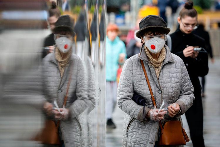 ВМоскве запрошедшие сутки зарегистрировали 2846 новых случаев заражения коронавирусом. Это почти на35% больше, чем днем ранее