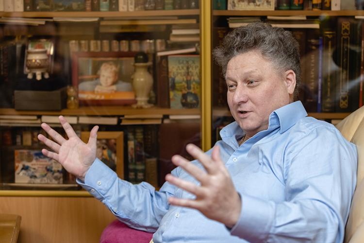 Искандер Измайлов:«Всероссийская перепись перенесена наосень, иэтот факт сразу был отмечен всплеском полемической активности»