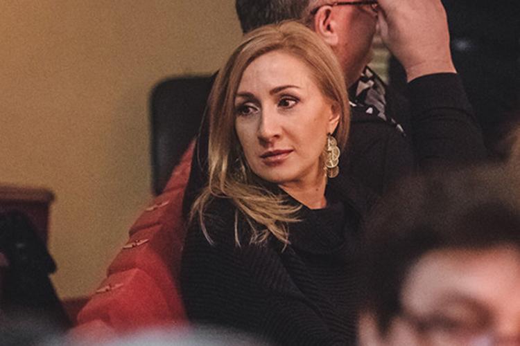 На фото Рушана Камалова, представитель «Агоры». «Девушка изСмольного» и«адвокат-интеллигент»— так характеризуют еенаши эксперты