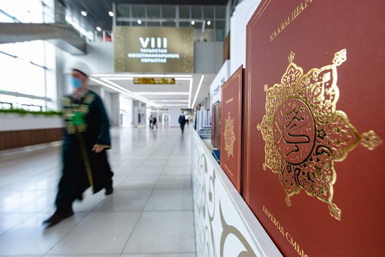 IXреспубликанский ифтар впервые пройдет вмеждународном выставочном центре «Казань Экспо», расположенном в26км отстолицы РТ, близ международного аэропорта «Казань»