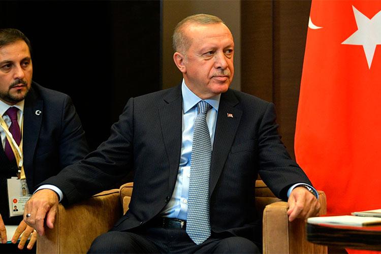 «Эрдоган строит империю великого Турана, ито, что онделает против России, это, естественно, поощряется»