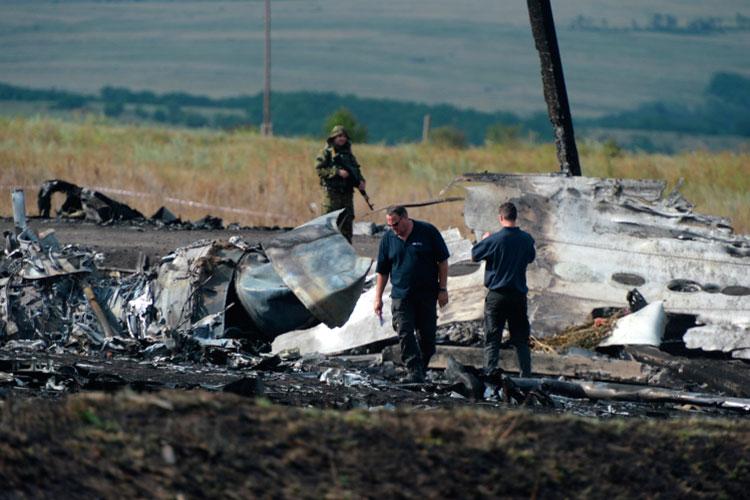 «Я, честно говоря, считаю, что «Боинг 777», сбитый наДонецком,— это блестящая антироссийская акция. Блестяще проведённая»