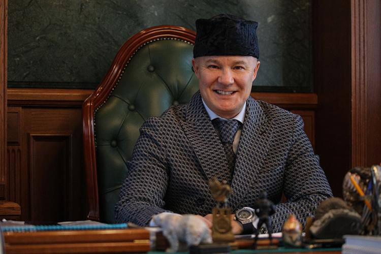 Фарит Фарисов: «Мысейчас боремся, чтобы впереписи этого года было подсчитано верное количество татар. Врезультате прошлых переписей больше всего пострадали именно татары, атакже белорусы»