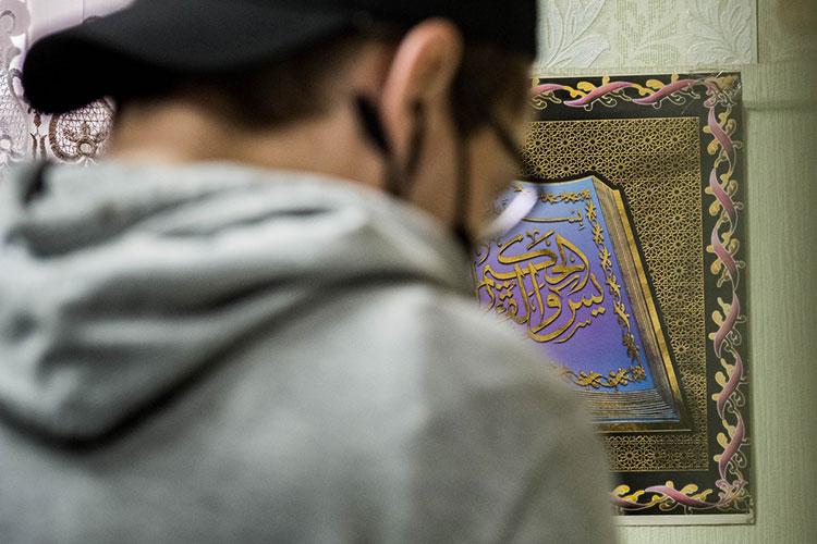 «Еслибы сюда пришел молодой, энергичный, богатый человек снамерением построить мечеть, тодело сдвинулосьбы смертвой точки»
