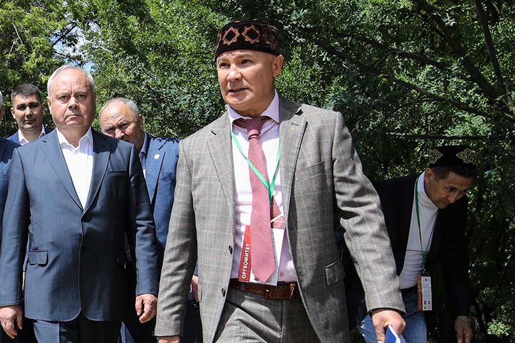 Фарит Фарисов(41)— председатель Татарской национально-культурной автономии Москвы, атакже зампредседателя ДУМ РФ