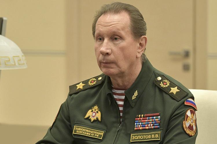 Виктор Золотовпредложил вернуться квозрастному цензу в21 год для получения разрешения наоружие