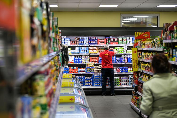 Попоследним данным, потребительские цены вСША заапрель выросли на0,8% кпредыдущему месяцу, что есть самый сильный месячный прирост цен сиюля 2009 года