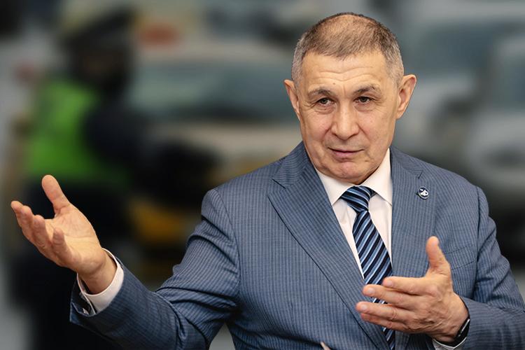 Рифкат Минниханов: «Рано или поздно придется сделать въезд вгород платным»