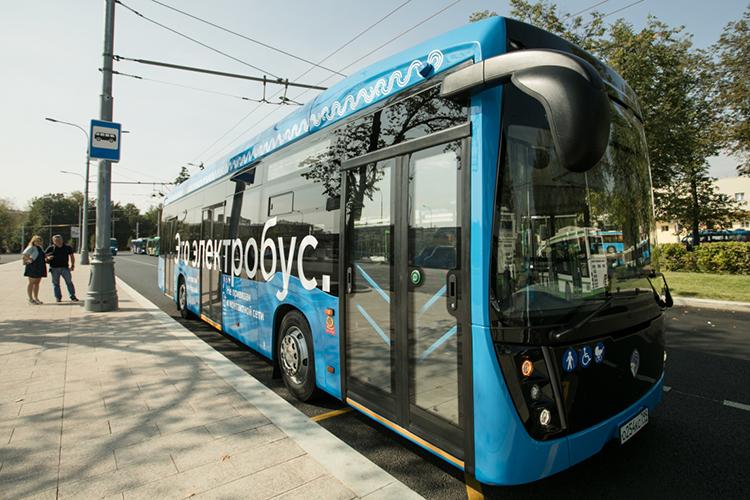 «Опыт внедрения электробусов вМоскве показал, что наша страна готова кпереходу нанизкоуглеродный транспорт»